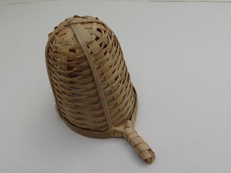 chinese bamboo: Original Chinese bamboo tea strainer from China