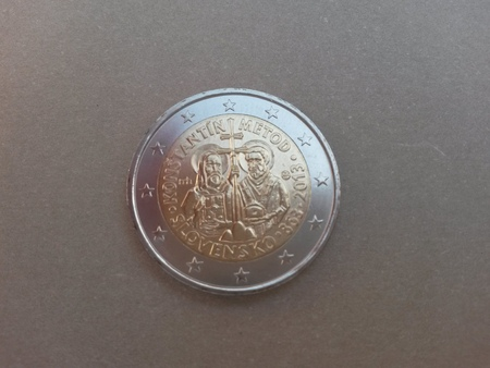 eec: Euro coin currency of the European Union