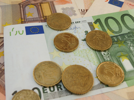 legal tender: Euro (EUR) banknotes and coins - legal tender of the European Union