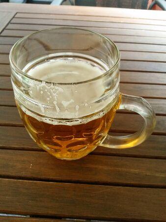 litre: Half a litre of Beer