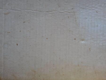 corrugated cardboard: Corrugated cardboard useful as a background