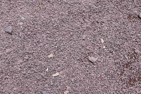 reddish: Reddish gravel texture useful as a background Stock Photo