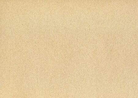 paperboard: light brown paperboard surface useful as a background Stock Photo