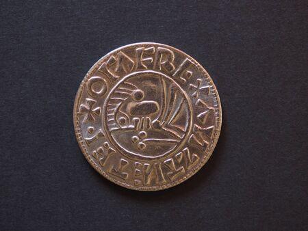 findings: Viking coin modern replica based on archaelogical findings