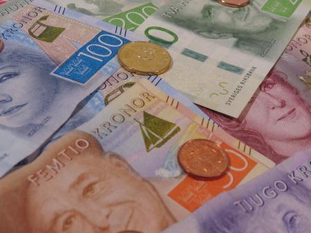 스웨덴 크로나 지폐 및 동전 (SEK), 스웨덴 통화