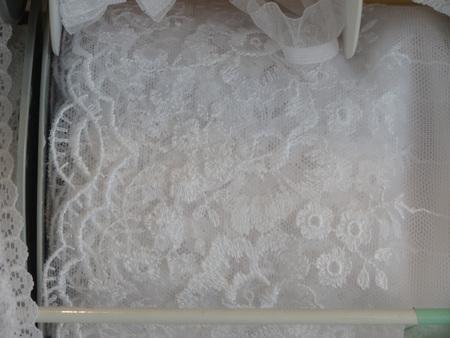 Italian  floral lace