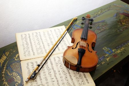 violin Stock Photo - 1065611