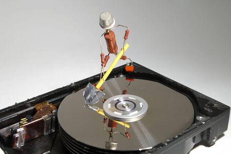 HDD repair Stock Photo - 1156325