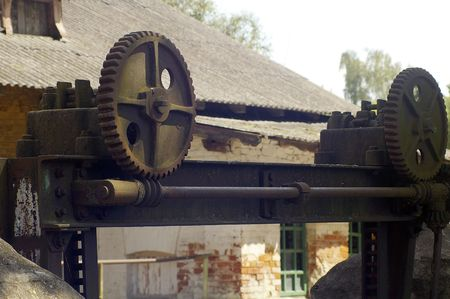 watermill: old watermill