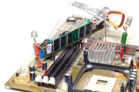 upgrade: computer repair or memory upgrade