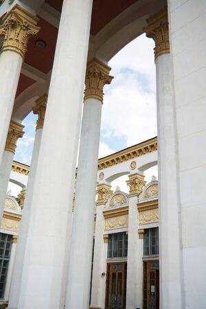 neoclassic: soviet neo-classic architecture