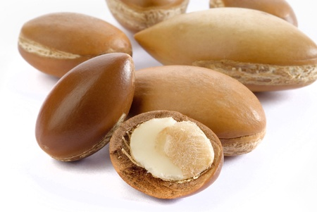 argan: seeds of argan