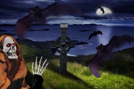 drakula: the  Hallowen dark night
