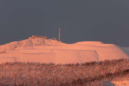 Kiruna mine is the largest and most modern underground iron ore mine in the world.