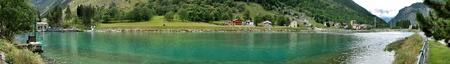 Prestone lake Stock Photo - 13389578