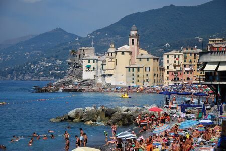 liguria: Camogli Liguria Editorial