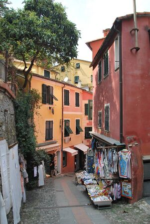 liguria: Portofino Liguria Stock Photo