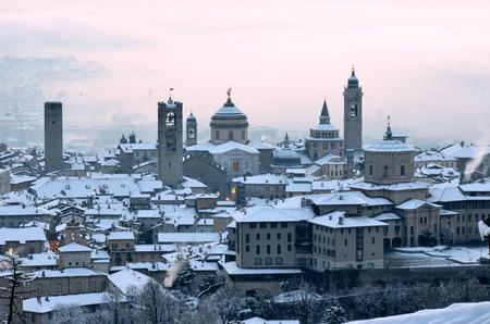 Bergamo city photo