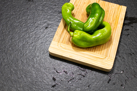 summer green peppers type