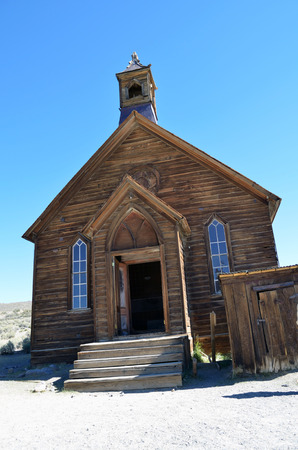 ghost town: Bodie, the ghost town
