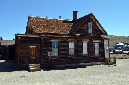 bodie: Bodie, the ghost town