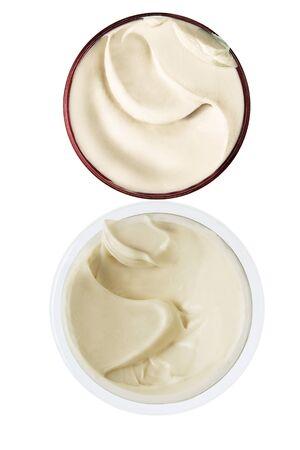 creme cosmetic foundation Stock Photo - 15487161