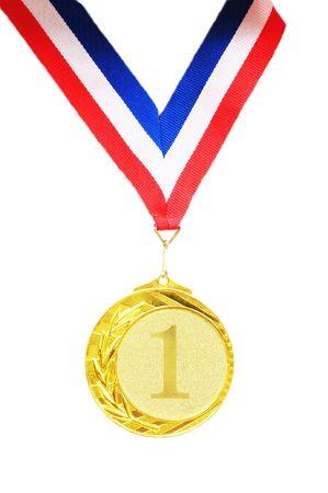 Gold medal Banco de Imagens - 6916211