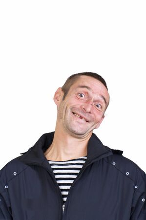 smoothfaced: terrible man