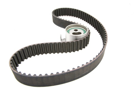 alternator: timing belt