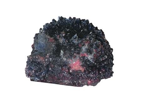 Stibnite, antimony Reklamní fotografie