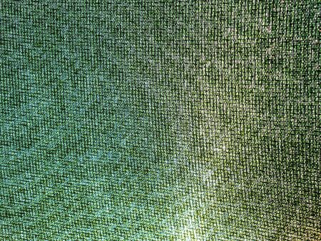 Abstract background of the sun going through a fabric