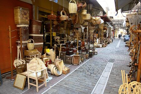 Traditional art and handmade objects