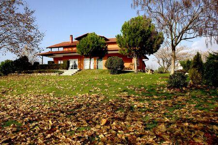 Luxury house             photo