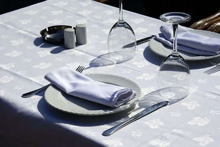 Restaurant                     Stock Photo - 1843134