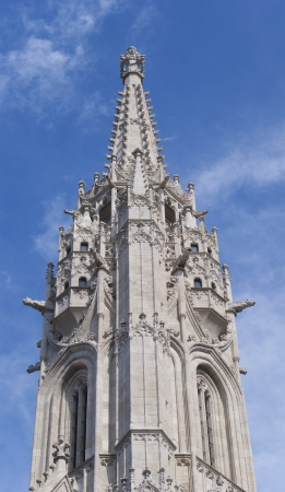 Matthias Church at Buda Castle in Budapest, Hungary Stock Photo