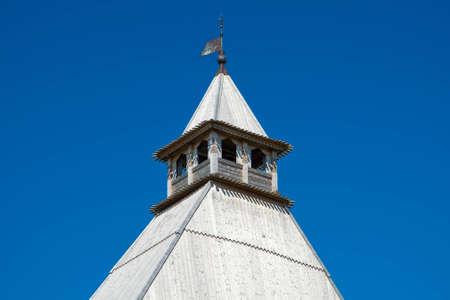 spassky: Spassky tower roof. Veliky Novgorod Kremlin. Russia