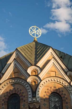 st  petersburg: Chapel vestry Panteleimon Church. St. Petersburg, Russia