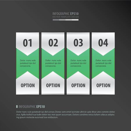 neon green: banner vector design   neon green