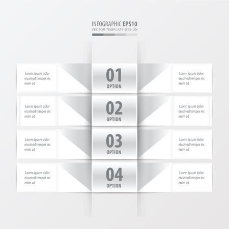 Design banner for website white color