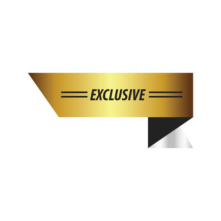 gold silver: Design Ribbon EXCLUSIVE  Gold, silver