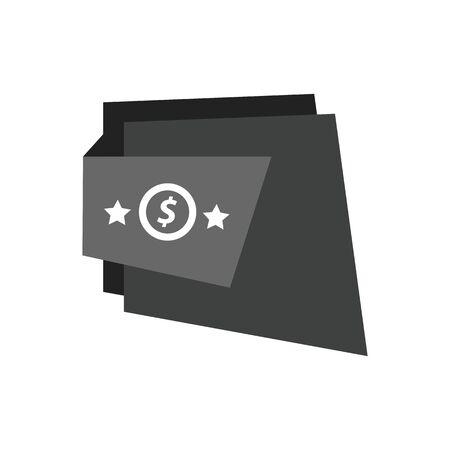 abatement: Label Design Star  black color