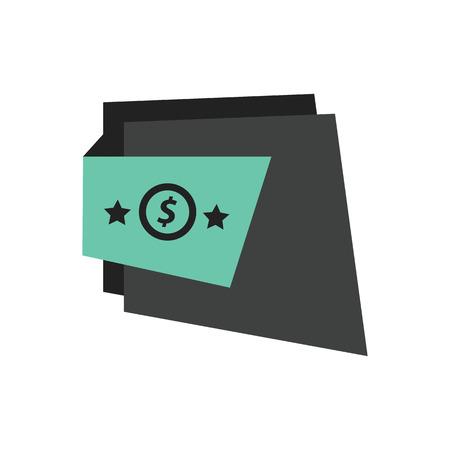 abatement: Label Design Star   black, Green