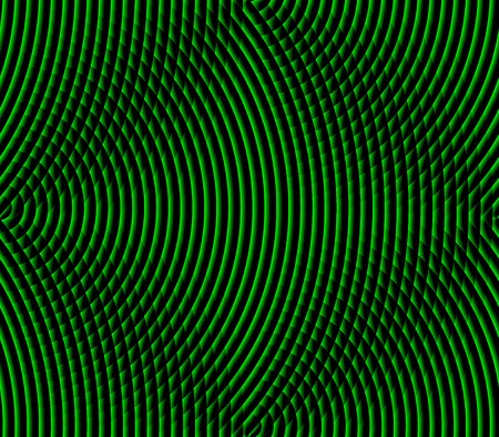 cast in place: Abstract seamless background pattern of rows placed strips and dots, spots green, black