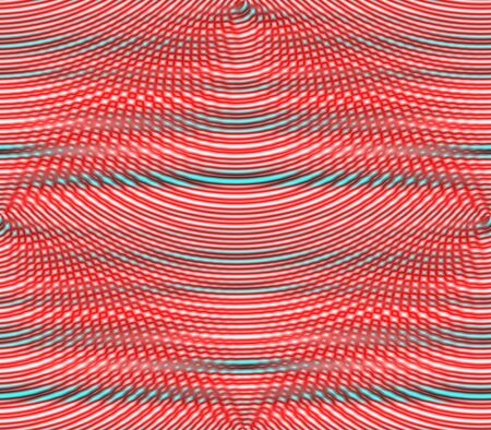 cast in place: Abstract seamless background pattern of rows placed strips and dots, spots of white and red, blue,