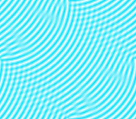 cast in place: Abstract seamless background pattern of rows placed strips and dots, white and blue spots Stock Photo