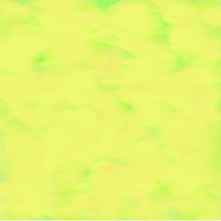 artist's canvas: Abstract background of spots of yellow and green spreading paint light and dark throughout the drawing Illustration