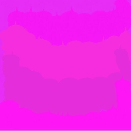 artist's canvas: Abstract background of the sea of ??pink flowers flowing paint of light and dark spots of the wave throughout the picture