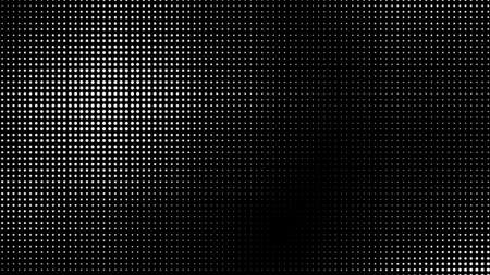 Dot white black pattern gradient texture background. Abstract pop art halftone and retro style. 스톡 콘텐츠