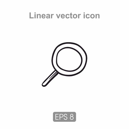 Icon holds circuit can be used in printing, web design and much more Ilustração