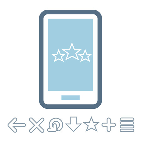 Internet technologies icon Çizim